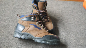 Work boots (Steel plate)