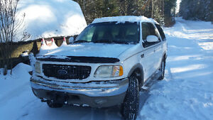 2001 ford expedition 4x4 Eddie Bauer edition