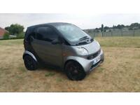 Smart Car 0.7 petrol 2004 automatic 52k mileage MOT till 2019