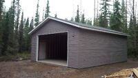 1 Acre Lots with Building Permit for Double Garage