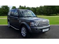 2013 Land Rover Discovery 3.0 SDV6 HSE Luxury 5dr Automatic Diesel Estate
