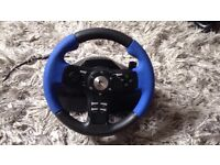 steering wheel for ps 2