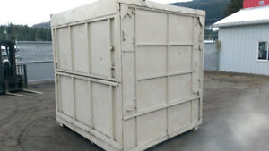 7 x 7 shipping container office