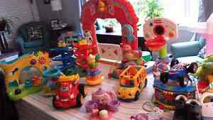 Children's toys. Fisher Price.  Little tikes. Playschool