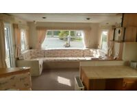 Excellent static caravan for sale inc 2017 site fees