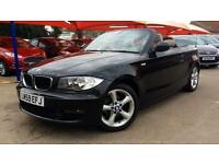 2009 BMW 1 Series 118d Sport 2dr Manual Diesel Convertible