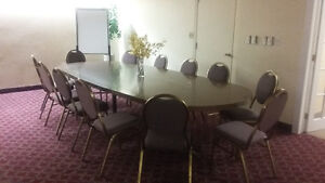 Large 11x4ft Boardroom Style Table