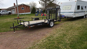 2011 SureTrax 2 place atv utility trailer $2000 firm