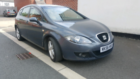 Seat Leon tdi sport reference