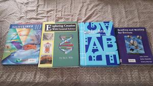 Home school books