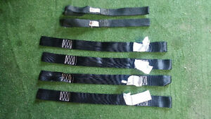 Motorcycle Nylon Tie Down Straps