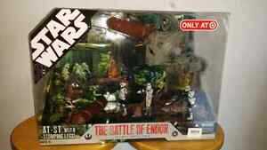Star Wars Battle of Endor Ultimate Battle Pack 30th Anniversary