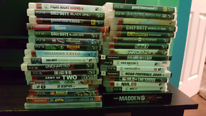 Ps3 console games and controllers