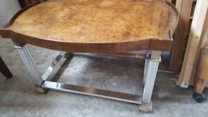 Mid sized Brown Coffee Table
