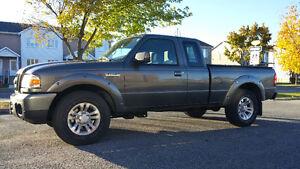 2011 Ford Ranger V6 4L 4x4 Sport