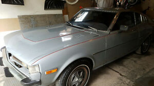 CELICA GT LIFTBACK  1976  VERY RARE ONLY  MADE IN 1976  &  1977