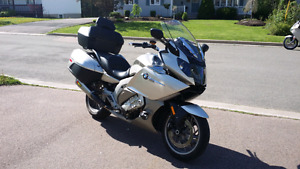2013 BMW GTL K1600 in excellent condition w/only 28500 kms