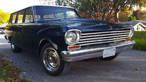 1963 Nova Wagon
