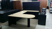 EXECUTIVE DESKS, LIKE-NEW CONDITION U-SHAPED ONLY 495.00 Mississauga / Peel Region Toronto (GTA) Preview