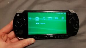 Sony PSP / Movies / Games Decent Condition