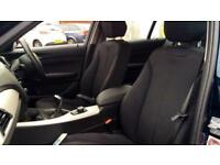 2014 BMW 1 Series 116i SE 5dr With Park Distance Manual Petrol Hatchback