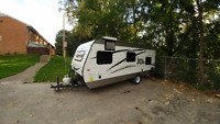 Rent Our Trailer - Cheaper than a stay at a Hotel!