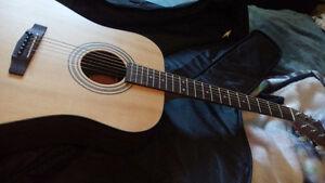 Guitare Cort avec étui