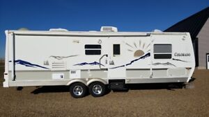 2004 Colorado 26ft bumper pull trailer