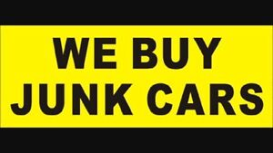$$ CASH$$CASH$$for your scrap CARS & OLD CARS4162002163