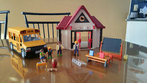 École Playmobile