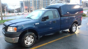 2007 Ford F-150 XL 86000km !!!