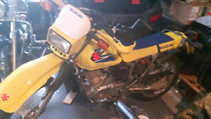 Suzuki Dual Sport Dirt Bike for Sale