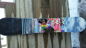 snowboard in good condition