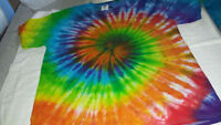 Tie dye birthday parties!!