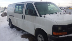 2011 Chevrolet Express 2500 4.8L For Sale *** CALL ONLY***