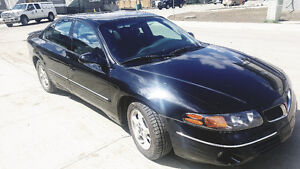 2001 Pontiac Bonneville 4 door Sedan
