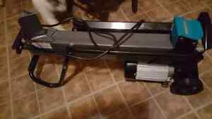 ELECTRIC LOG SPLITTER (NEW ) Peterborough Peterborough Area image 2