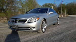 2007 Mercedes-Benz CL-Class Coupe (2 door)