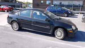2002  Chrysler Neon R/T With Stick shift !!