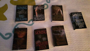 Books by Karen Marie Mourning.