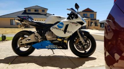 Honda CBR600RR Secret Harbour Rockingham Area Preview