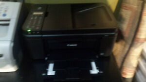WOW ITS  A Black Cannon MX492 Printer Scanner!!!