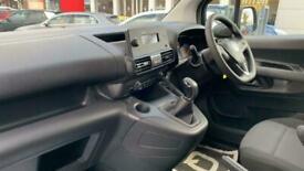 2020 Vauxhall Combo 1.6 Turbo D 2300 Sportive L1 H1 EU6 (s/s) 4dr Panel Van Dies