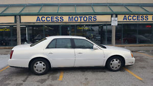 2004 Cadillac DeVille, BEAUTIFUL PEARL WHITE, VERY CLEAN