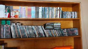 Hundreds of DVD s