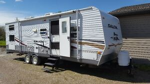 2009 Forest River Salem LE 28DDSS