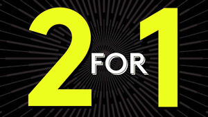 2 for 1 Cineplex Movie Coupons