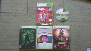 GAMES for Xbox 360, Xbox 360 Kinect, Nintendo WII, & PS4 NBA'15