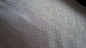 New Queen Beige Cover Bed - for sale ! Kitchener / Waterloo Kitchener Area image 2