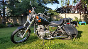 1985 Honda Rebel - Great for in-town / learning to ride